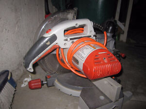 Mitre saw by  Rigid Kitchener / Waterloo Kitchener Area image 4