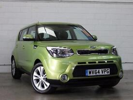 2014 KIA SOUL 1.6 CRDi Connect Plus 5dr SUV 5 Seats