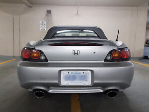 Near-perfect, no-accident, and CLEAN Honda S2000 AP2, 49K only!