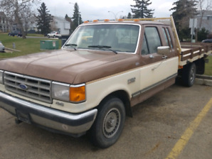1987 Ford F-150 XLT Lariat Extended Cab
