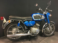 Yamaha YCS 1 180 1969 FULLY RESTORED