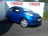 2009 09 CITROEN C1 1.0i SPLASH 5 DOOR.GREAT.LOW MILEAGE,FINANCE AVAILABLE.2 KEYS