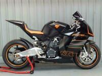 KTM RC8 1150cc AKRAPOVIC EXHAUST + CARBON