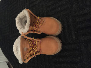 Toddler Boys Timberland Boots Size 6