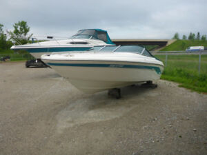 1995 Sea Ray 20 Ft Closed Deck