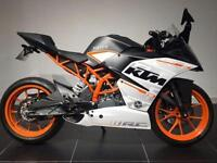 2016 16 KTM RC 390, WHITE, RIDE AWAY TODAY! NEARLY NEW!