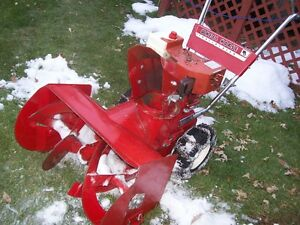 Excellent heavy duty Snow blower 5HP Electric Start