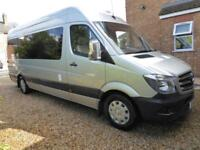 Mercedes-Benz Sprinter 313 CDI 2 berth rear lounge campervan for sale Ref 13083