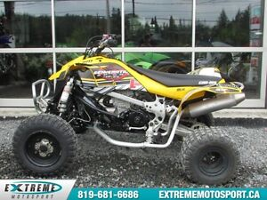 2012 Can-Am DS 450 XMX 34,69$/SEMAINE