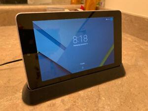 Asus Nexus 7 Tablet with dock