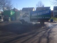 Junkbusters rapid junk rubbish waste removal cheaper that getting a skip