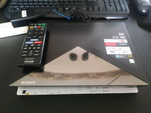 Sony Streaming 3D Blu-Ray Player