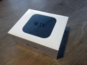 Apple TV 4K 64GB new & sealed