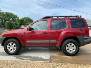 2008 4x4 Off-road Nissan Xterra