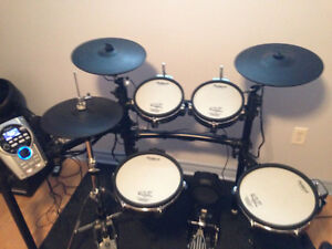 Roland TD-15 ELECTRONIC DRUMS MESH HEADS.