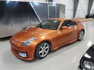 2003 Nissan 350Z GT Coupe - Twin Turbo