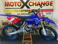 2020 YAMAHA YZ 125...MINT CONDITION....£5395....MOTO X CHANGE