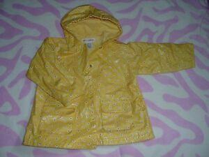 5T Girls --- Rain coat