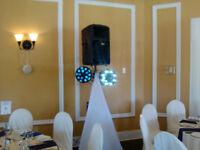 DIY p.a. / dj sound system / stag & doe or wedding - lond