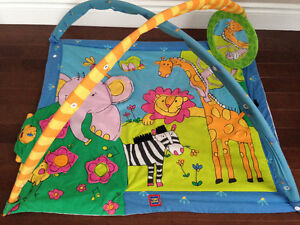 Playmat - Tiny Love Gymini Super Deluxe Activity Gym