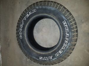 GOODYEAR AT/S LT265/70R17 TIRE