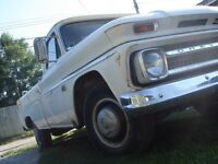 1966 Chevrolet C20 Pickup.  Possible trade.