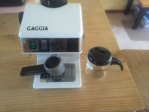 LIKE NEW GAGGIA COFFEE MACHINE MADE IN ITALY