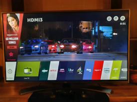 Lg49inch 4k smart tv