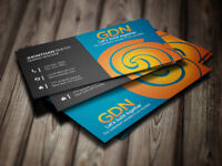 Need business cards? Graphic Design Services- Branding Agency