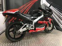2000 W APRILIA RS 125CC ALL VARIANTS