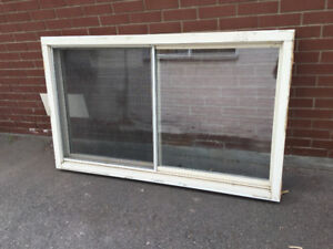 Wood Frame/Aluminum Window