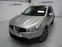 Nissan Qashqai N-TEC PLUS + JUST SERVICED + SAT NAV