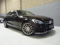 Mercedes-Benz C250 2.1CDI ( 204bhp ) BlueTec 7G-Tronic Plus 2015MY AMG Line