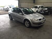 2005 Renault megane 1.9 dci very cheap diesel car