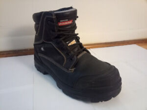Mens Safety Work Boots - Genuine Dickies - Size 9