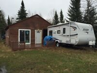 Whitefish Resort camp for sale