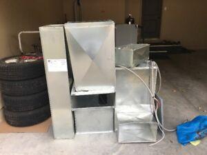 furnace air cond heat pump