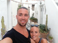 Easy going Aussie couple - looking for nice accommodation