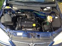 Vauxhall corsa 1.2v