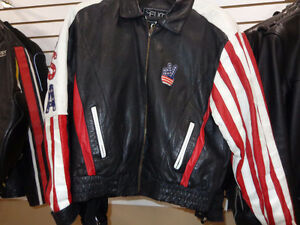 """""""Easy Rider"""" jacket in large -  recycledgear.ca Kawartha Lakes Peterborough Area image 2"""