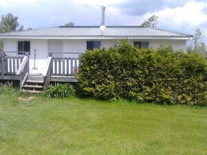 small 2 bedroom house on #62 acreage pond and herritage trail