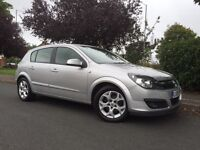 Vauxhall Astra 1.6 SXI, low mileage, full service history