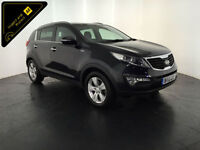 2013 KIA SPORTAGE KX-2 CRDI ESTATE 4WD 1 OWNER KIA SERVICE HISTORY FINANCE PX