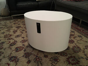 """KEF PSW3500 12"""" Subwoofer - New AMP and Paint Finish"""