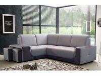 Corner Sofa Bed ASTOR-Left