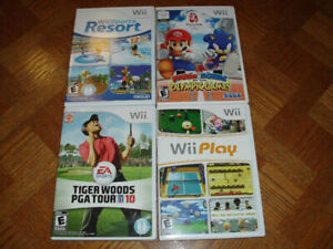 MORE & MORE Wii GAMES