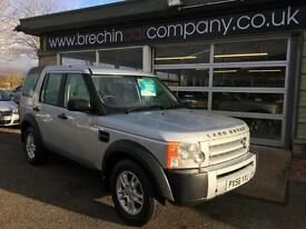 Land Rover Discovery 3 2.7TD V6 ( 5st ) 2006MY - FINANCE AVAILABLE