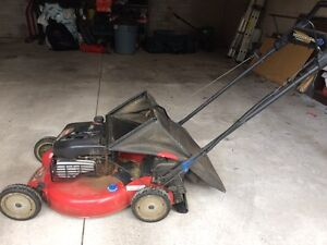 Used Toro's Personal Pace Self Propel Super Recycler Lawn Mower