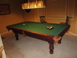 PoolTable & accessories