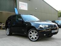 BMW X3 2.0TD xDrive20d M Sport Station Wagon 5d 1995cc auto